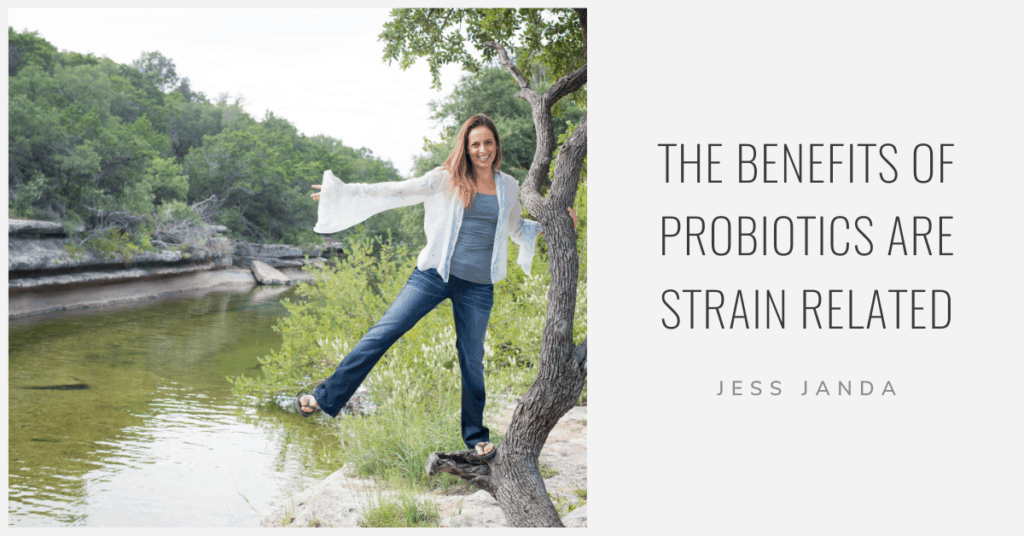 Benefits of Probiotics - Jess Janda