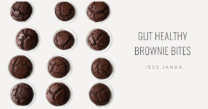 Healthy Brownie Bites - Jess Janda
