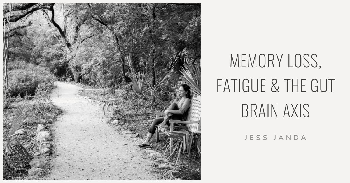 Memory Loss - Jess Janda