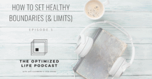How to Set Healthy Boundaries - Jess Janda