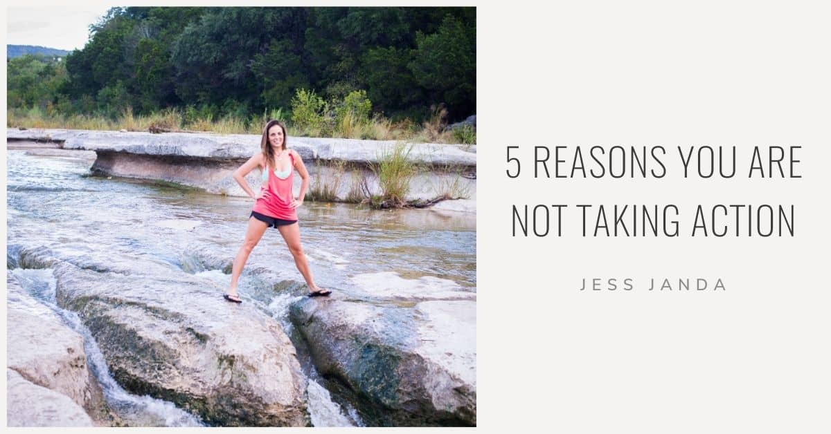 Taking Action - Jess Janda