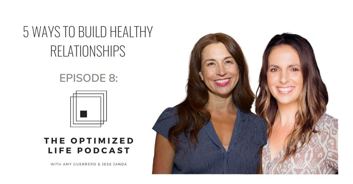Healthy Relationships - Jess Janda