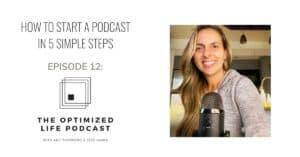 How to Start a Podcast - Jess Janda